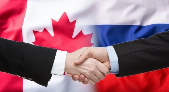 Регистрация ООО в России, учредитель - гражданин Канады