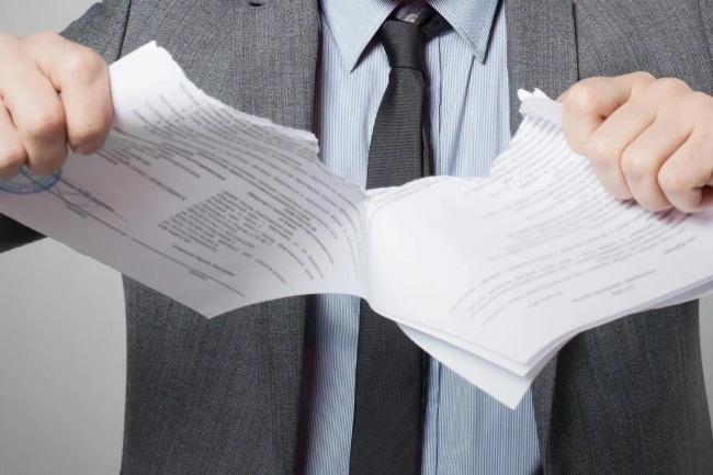 Расторжение договора купли продажи через суд