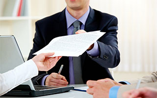Услуги по регистрации общественной организации
