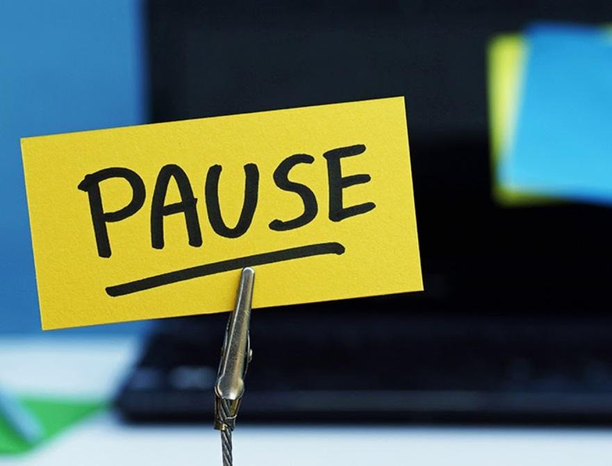 Приостановление официальной ликвидации должника